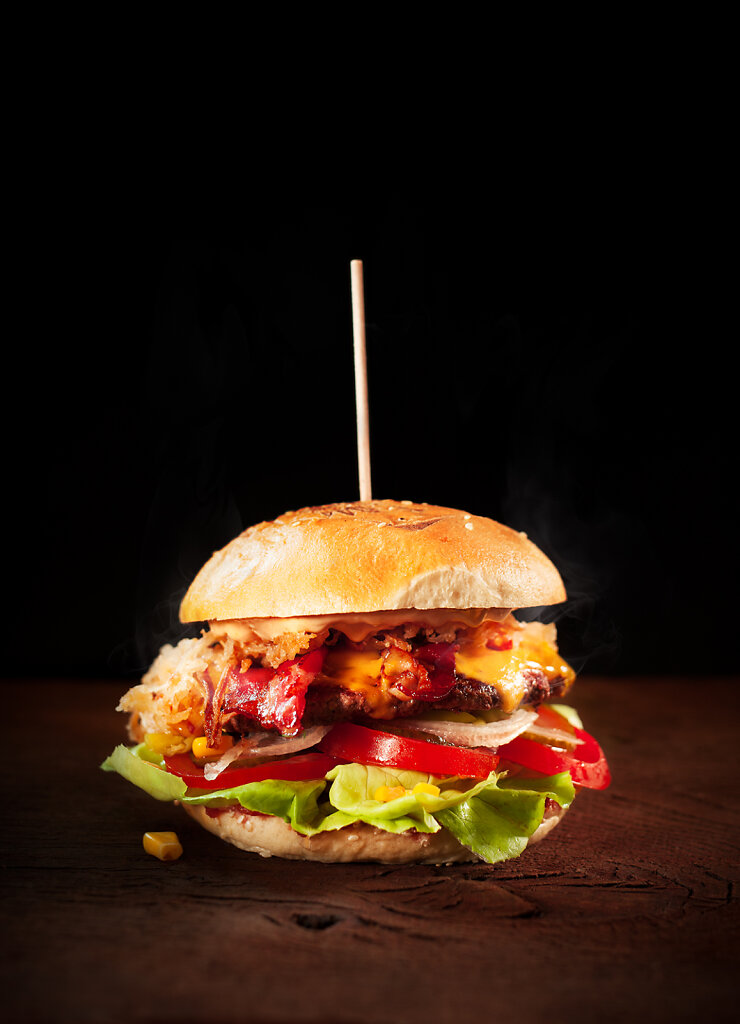 »Engelburger« | Adhoc Shooting Food
